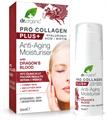 dr. Organic Pro Collagen Plus+ Anti-Aging Hidratáló Arckrém Sárkányvérfa Kivonattal