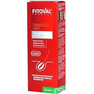 Fitoval Formula Damaged Hair Sampon