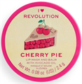 I Heart Revolution Lip Mask & Balm - Cherry Pie