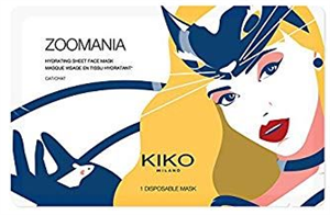 Kiko Milano Zoomania Hidratáló Arcmaszk