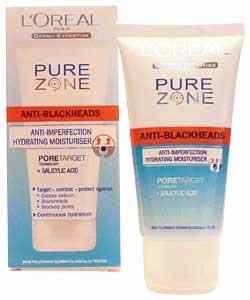 L'Oreal Pure Zone Hidratáló Arcápoló Bőrhibák Ellen