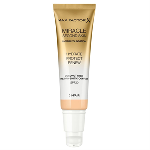 Max Factor Miracle Touch Second Skin Alapozó
