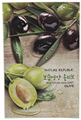 Nature Republic Real Nature Mask Sheet Olive