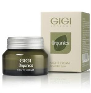 Gigi Organics Night Cream