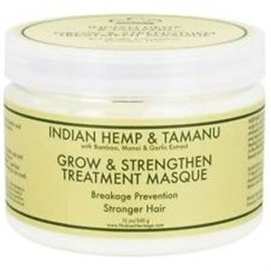 Nubian Heritage Grow & Strengthen Edge Taming Taffy Indian Hemp & Tamanu