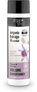 Organic Shop Sri Lanka Kincse Dúsító Balzsam Bio Borágó és Szantálfa Kivonattal
