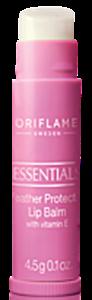 Oriflame Essentials Bőrvédő Ajakbalzsam
