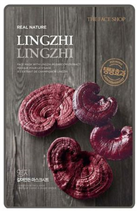 Thefaceshop Real Nature Mask Sheet Linghzi