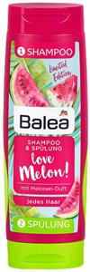 Balea Love Melon! 2in1 Sampon és Hajbalzsam