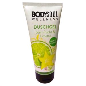 Body&Soul Wellness Tusfürdő Csillaggyümölcs & Lime Illattal