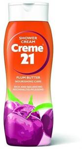 Creme 21 Plum Butter Tusfürdő