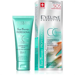 Eveline CC Nyugtató és Hidratáló Komplex Krém