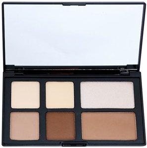 Freedom Makeup Pro Powder Strobe and Contour Palette