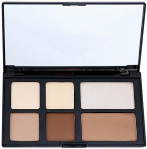 Freedom Makeup Pro Powder Strobe and Contour Palette