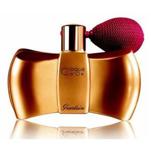Guerlain Coque D'or Perfumed Shimmer Powder Spray