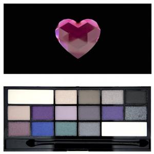 I Heart Makeup I Heart Passion Szeméjpúder Paletta