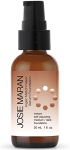Josie Maran Cosmetics Argan Matchmaker Serum Foundation