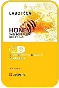Leaders Honey Labotica Skin Soft Fátyolmaszk