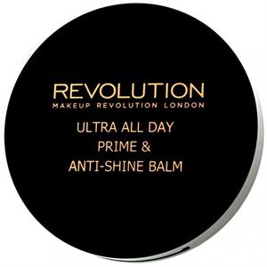 MakeUp Revolution All Day Prime And Anti-Shine Balm Mattító Primer
