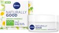 Nivea Naturally Good Sensitive Nappali Arckrém