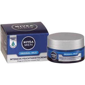 Nivea Men Original-Mild Intenzív Hidratáló Krém Aloe Vera Kivonattal