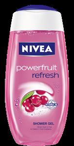 Nivea Powerfruit Refresh Tusfürdő