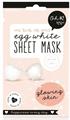 Oh K! Egg White Sheet Mask