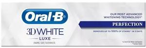 Oral-B 3D White Luxe Perfection Fogkrém