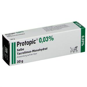 LEO Pharma A/S Protopic 0,03% Kenőcs