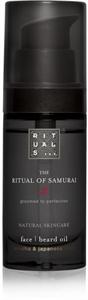 Rituals The Ritual Of Samurai Szakáll Olaj