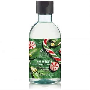 The Body Shop Peppermint Candy Cane Tusfürdő