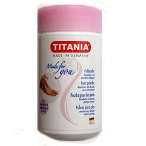Titania Lábhintőpor