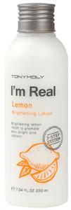 Tonymoly I'm Real Lemon Brightening Lotion