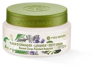 Yves Rocher Narancsvirág-Levendula-Keserűnarancs Krémes Testápoló