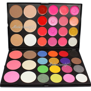 eBay 44 Color Eye Shadow & Blush & Concealer Palette