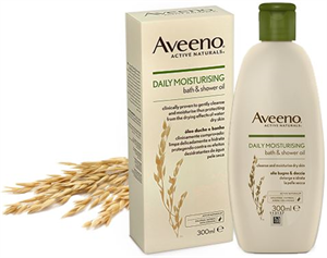 Aveeno Daily Moisturising Bath & Shower Oil
