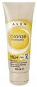 Avon Bronze Naptej Érzékeny Bőrre SPF30