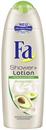 Fa Shower & Lotion Avocado Tusolókrém