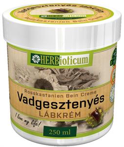 HERBioticum Vadgesztenyés Lábkrém