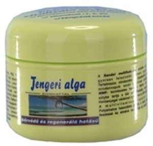 Sandel Hidratáló és Vitalizáló Arckrém Tengeri Alga