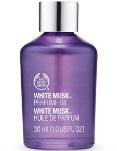 The Body Shop White Musk Parfümolaj
