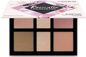 Catrice Romantic Gardens Everyday Face And Cheek Palette