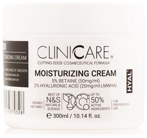 cliniccare Hyal+ Moisturizing Cream