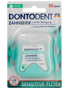 Dontodent Sensitive Floss Fogselyem