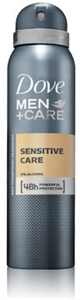 Dove Men+Care Sensitive Care Deo Spray