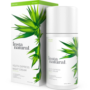 InstaNatural Youth Express Night Cream