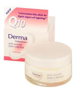 Derma Intensive+ Anti-Wrinkle Nappali Krém