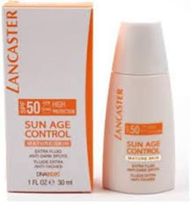 Lancaster Sun Age Control Extra Fluid Anti-Dark Spots SPF50