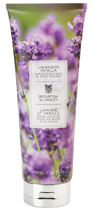 Brompton & Langley Lavender and Vanilla Hand and Body Cream