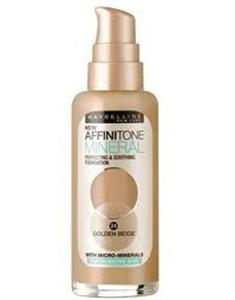 Maybelline Affinitone Mineral Alapozó